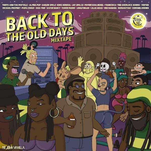 back to the old days mixtape
