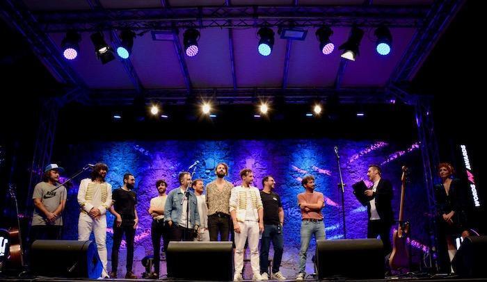 """Con la vittoria del cantautore Francesco Lettieri si conclude MUSIC FOR CHANGE """"12th Musica contro le mafie Award"""""""