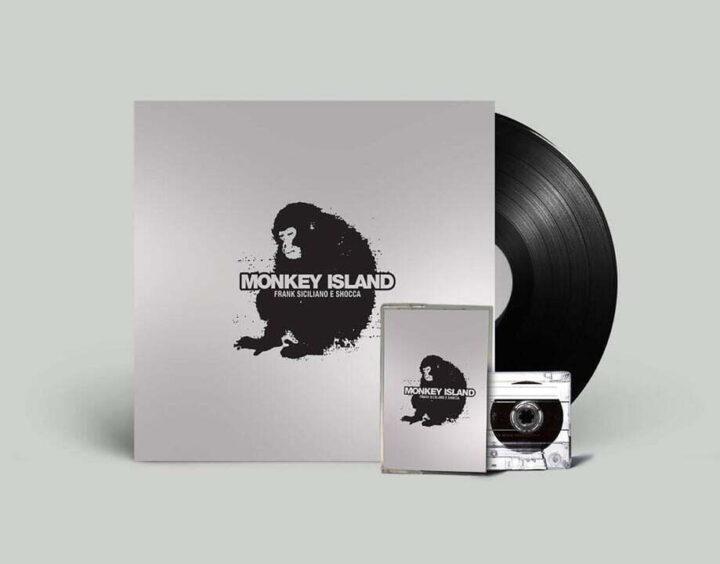 Moneky Island mockup