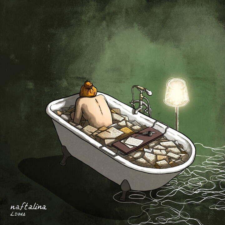 Naftalina COVER