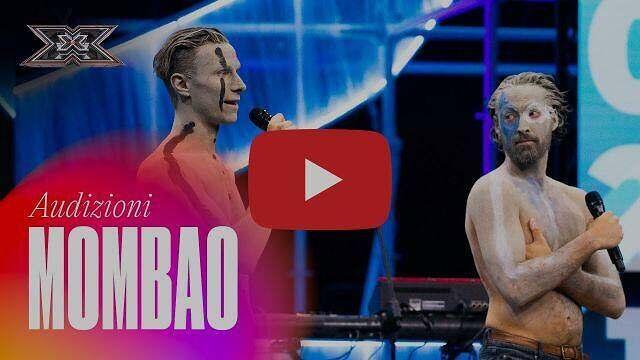 I Mombao sono tra i protagonisti di X-Factor Italia 2021